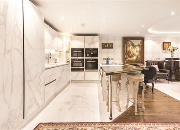 Thumbnail 2 bed flat for sale in Montaigne Close, London