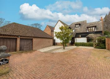 Thumbnail 4 bed detached house for sale in Holyrood Court, Dallington, Northampton