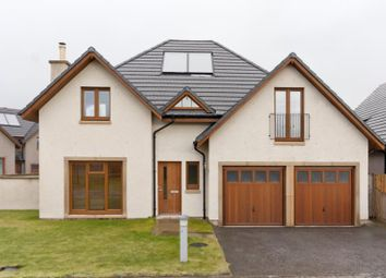 Thumbnail 4 bedroom detached house to rent in 6 Stuart Crescent, Kemnay, Aberdeenshire
