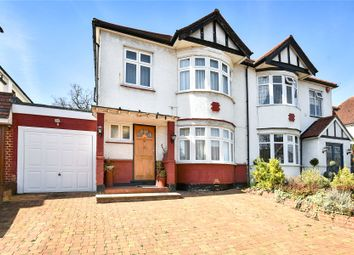 Thumbnail 3 bedroom semi-detached house for sale in Bethune Avenue, Friern Barnet