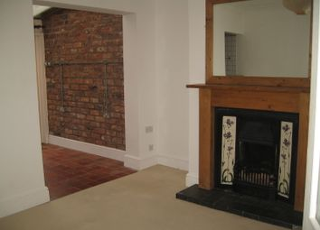 Thumbnail 2 bed terraced house to rent in Hartington Street, Chester