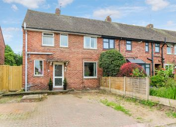 Thumbnail 3 bed end terrace house for sale in Oakfield Close, Alderley Edge, Cheshire