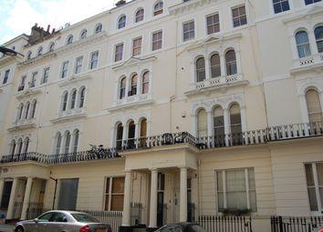 Thumbnail 1 bed flat to rent in Kensington Garden Square, London