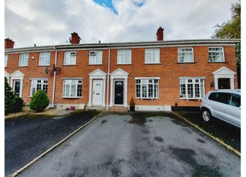 Thumbnail 3 bed town house for sale in Eastleigh Dale, Belfast