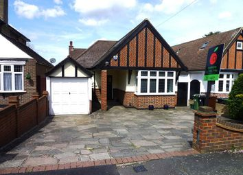 Thumbnail 4 bed bungalow for sale in Chestnut Avenue, Ewell, Surrey.