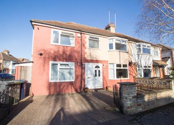 Thumbnail 4 bed semi-detached house for sale in Langham Road, Cambridge