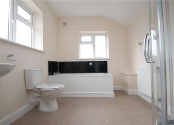 Thumbnail 2 bed maisonette to rent in Evesham Road, Headless Cross