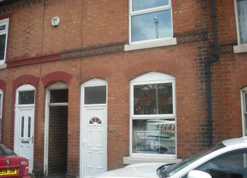 Thumbnail 2 bed terraced house to rent in Lime Street, Walsall