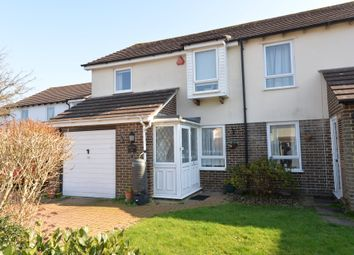 Thumbnail 3 bed semi-detached house for sale in Thoresby Court, New Milton
