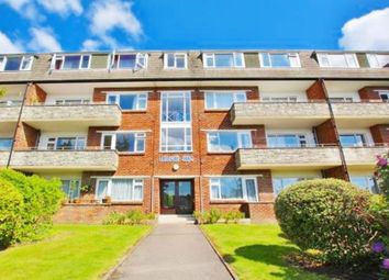 Thumbnail 2 bedroom flat for sale in Laburnum House, Redhill Drive, Bournemouth
