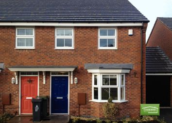 Thumbnail 3 bedroom terraced house to rent in Water Reed Grove, Walsall