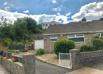 Thumbnail 2 bed semi-detached bungalow for sale in St Annes Drive, Tonna, Neath