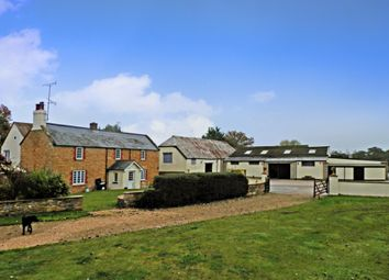 Thumbnail 8 bedroom equestrian property for sale in East Coker, Yeovil, Somerset