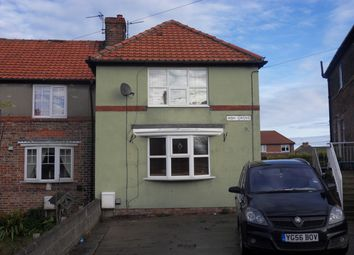 Thumbnail 3 bedroom semi-detached house for sale in Ash Grove, Trimdon Station