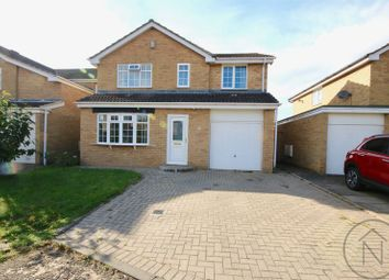 Thumbnail 4 bed detached house for sale in Southwell Green, Darlington
