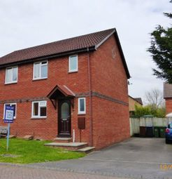 Thumbnail 3 bed semi-detached house to rent in Foxgrove, Chippenham