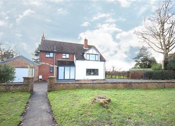 Thumbnail 4 bed detached house for sale in Calella, Bramshall Road, Uttoxeter, Staffordshire