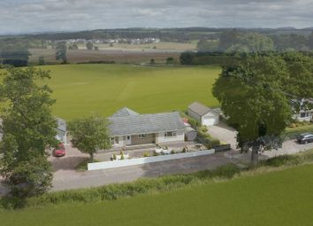Thumbnail 4 bed detached bungalow for sale in Redgorton, Perth, Perthshire