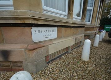 Thumbnail 2 bed flat for sale in Zuleika House, Park Road, Peterborough