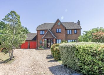 Thumbnail 5 bed detached house for sale in Picket Piece, Andover, Hampshire