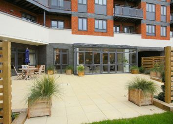 Thumbnail 1 bed flat for sale in Chantry Lodge, Andover