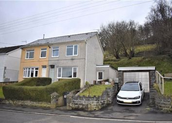 Thumbnail Semi-detached house for sale in Graig Road, Godrergraig, Swansea