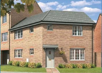 Thumbnail 3 bed detached house to rent in Godwin Way, Stoke-On-Trent