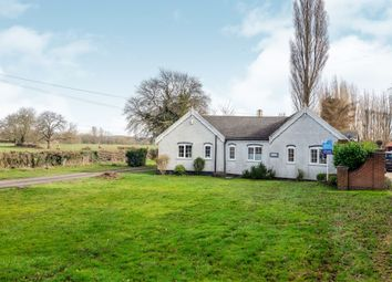 Thumbnail 5 bedroom detached bungalow for sale in Mill Lane, Kegworth, Derby