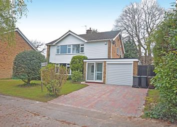 Thumbnail 4 bed detached house to rent in Rushmead Drive, Maidstone