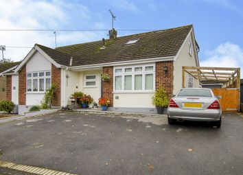 Thumbnail 3 bed semi-detached bungalow for sale in The Gardens, Doddinghurst, Brentwood