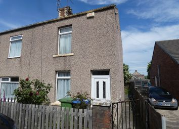 2 bed semi-detached house for sale in Marmaduke Street, Spennymoor DL16