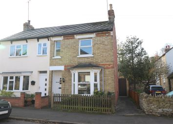 Thumbnail 2 bed semi-detached house for sale in Thorpe Street, Raunds, Wellingborough