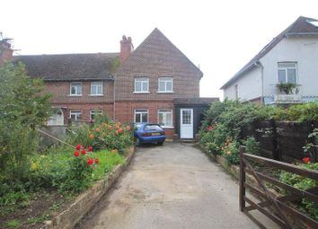 Thumbnail 3 bed end terrace house for sale in Tower Road, Lancing, West Sussex