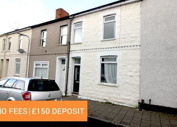 Thumbnail 3 bed terraced house to rent in Hewell St, Cogan, Penarth