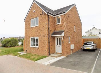 Thumbnail 3 bedroom detached house for sale in Clos Maes Dyfan, Barry