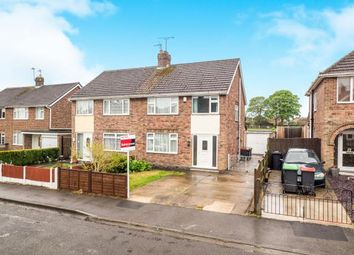 Thumbnail 3 bedroom semi-detached house for sale in Wings Drive, Hucknall, Nottingham, Nottinghamshire