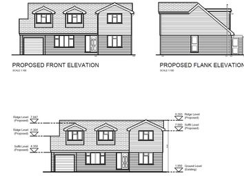 Thumbnail 4 bed detached house for sale in Juliers Road, Canvey Island
