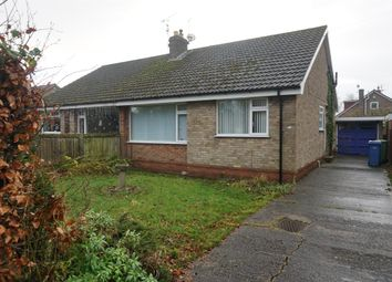 Thumbnail 2 bed semi-detached house for sale in West Garth, Cayton, Scarborough