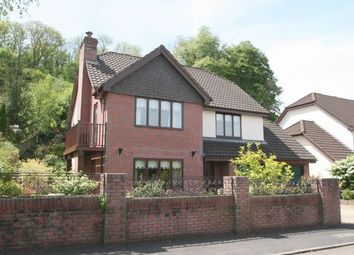 Thumbnail 5 bed detached house for sale in Ashleigh Park, Bampton, Tiverton
