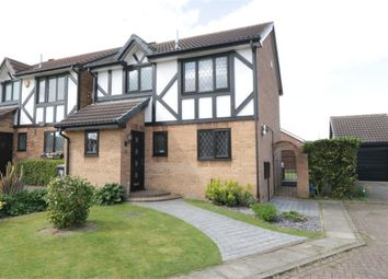 Thumbnail 3 bed detached house for sale in Brampton Meadows, Thurcroft, Rotherham, South Yorkshire