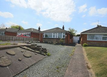 Thumbnail 2 bed detached bungalow for sale in Cowley Lane, Gnosall, Stafford