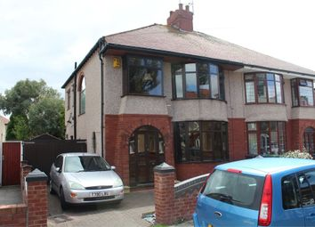 Thumbnail 3 bed semi-detached house for sale in Thornfield Road, Crosby, Liverpool, Merseyside