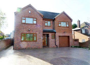 Thumbnail 4 bed detached house for sale in Lee Lane, Royston, Barnsley, South Yorkshire