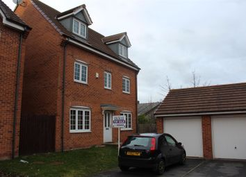 Thumbnail 5 bedroom detached house for sale in Cornmill Road, Sutton-In-Ashfield