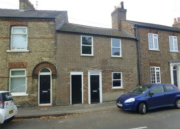 Thumbnail 2 bedroom terraced house for sale in School Lane, Fulford, York