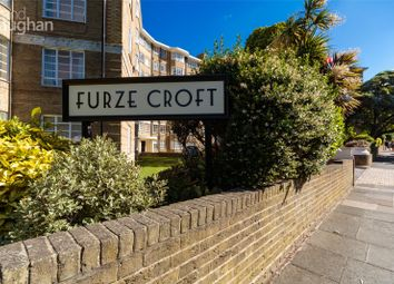 Thumbnail 3 bed flat for sale in Furze Croft, Furze Hill, Hove