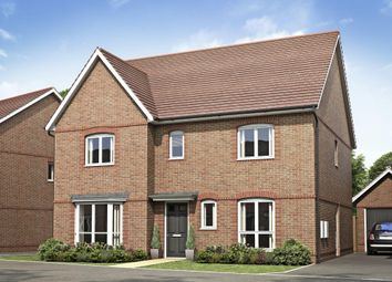 """Thumbnail 4 bed detached house for sale in """"Chelworth"""" at Hyde End Road, Spencers Wood, Reading"""