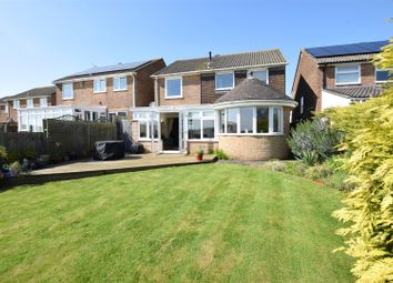 Thumbnail 4 bed detached house for sale in High View, Portishead, Bristol