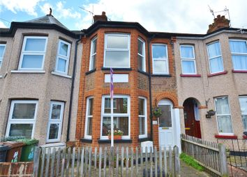 Thumbnail 3 bed terraced house to rent in Glencoe Road, Bushey, Hertfordshire