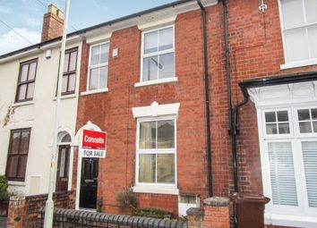 3 bed terraced house for sale in Rupert Street, Compton, Wolverhampton WV3